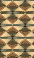 Diamond Shaped Abstract
