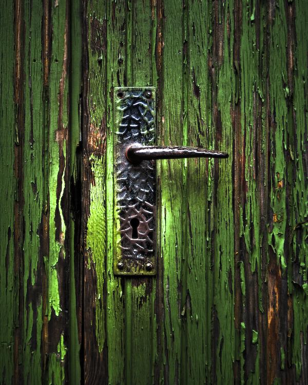 Good old green by Fejan