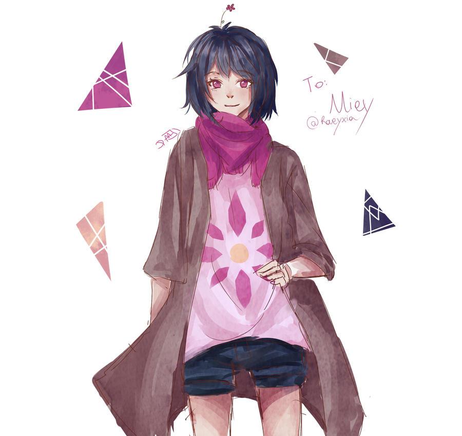 Miey by daaji