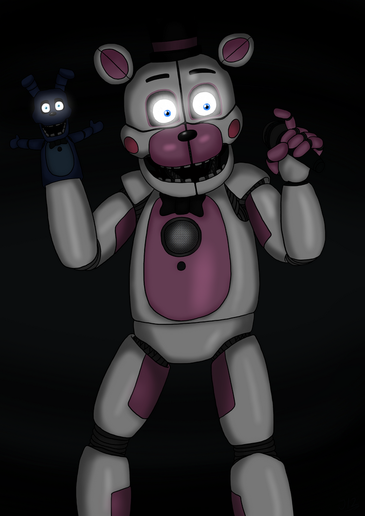 Funtime Freddy by TheJege12