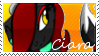 Ciara Stamp by TheMidnightMage