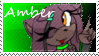 Amber stamp by TheMidnightMage
