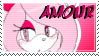 Amour Stamp by TheMidnightMage