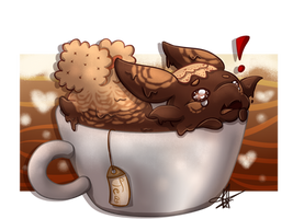 Coffee Paca DTA Entry - Wrong Cup
