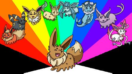 Rainbow Pacas - DTA -