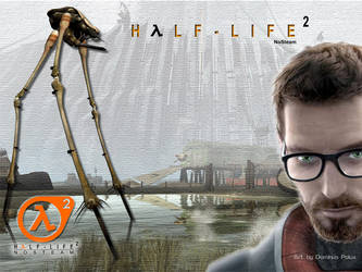 Half Life 2 contest_1 by dominuspolux