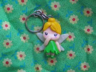 Tinkerbell key chain