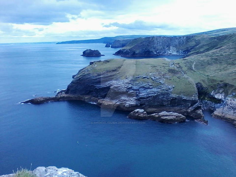 Tintagel -15 by andrielisilien