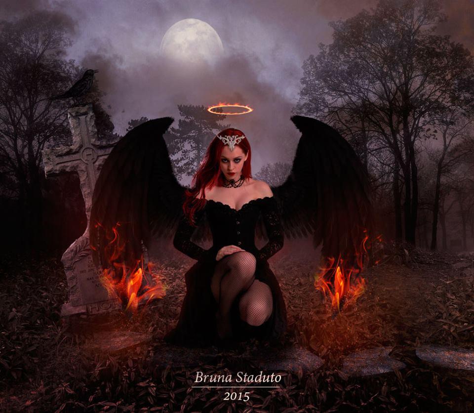 dark Angel by Brunastaduto