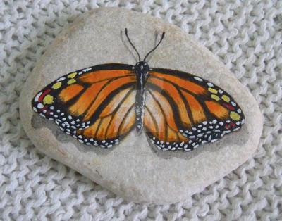 Farfalla monarca by samsoutheart