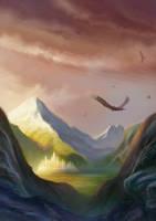 Gondolin by elbardo