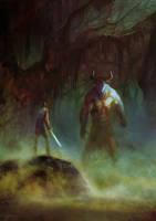 La horda del diablo by elbardo