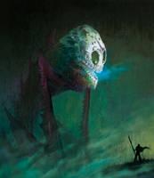 Death colossus by elbardo