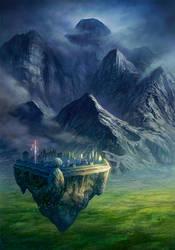 Goblin king by elbardo