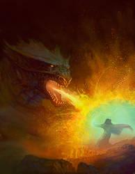 Confrontation by elbardo