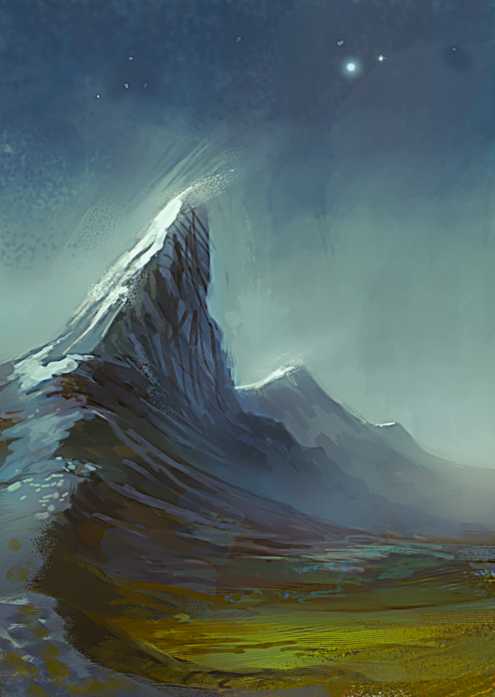 Mountain by elbardo