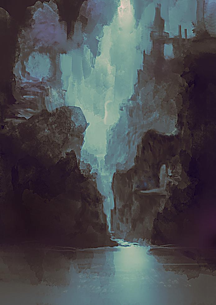 Cave by elbardo