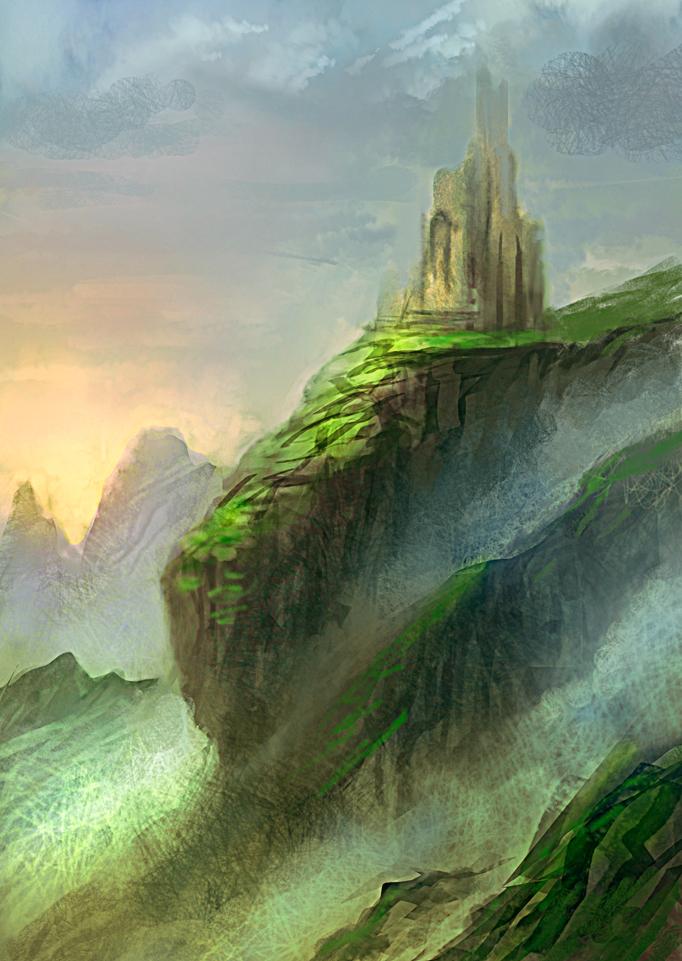 Tower by elbardo