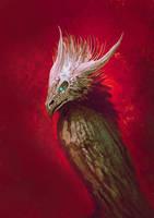 Rare bird by elbardo