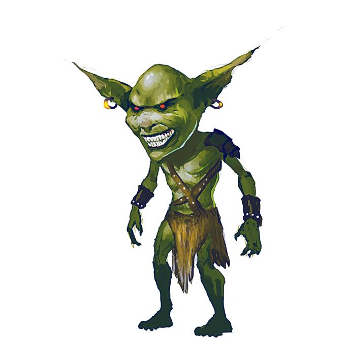 Goblin by elbardo