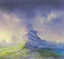 Mountain by elbardo
