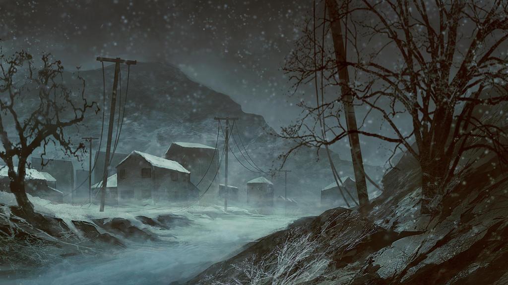 The town by elbardo
