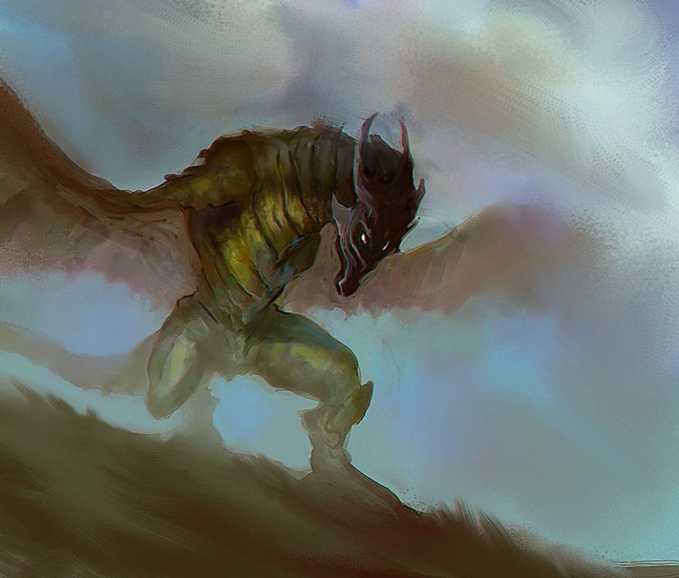 Creature by elbardo