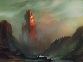 Cliff citadel