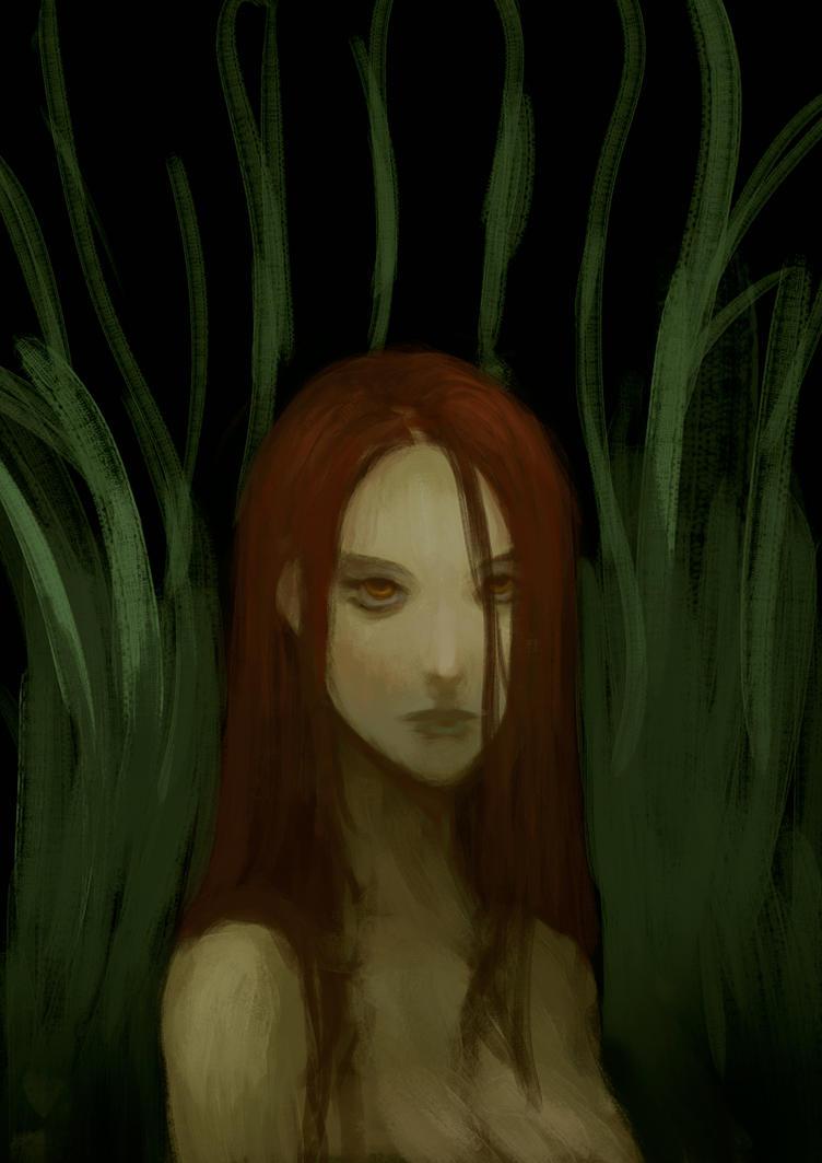 Red Eyes by elbardo
