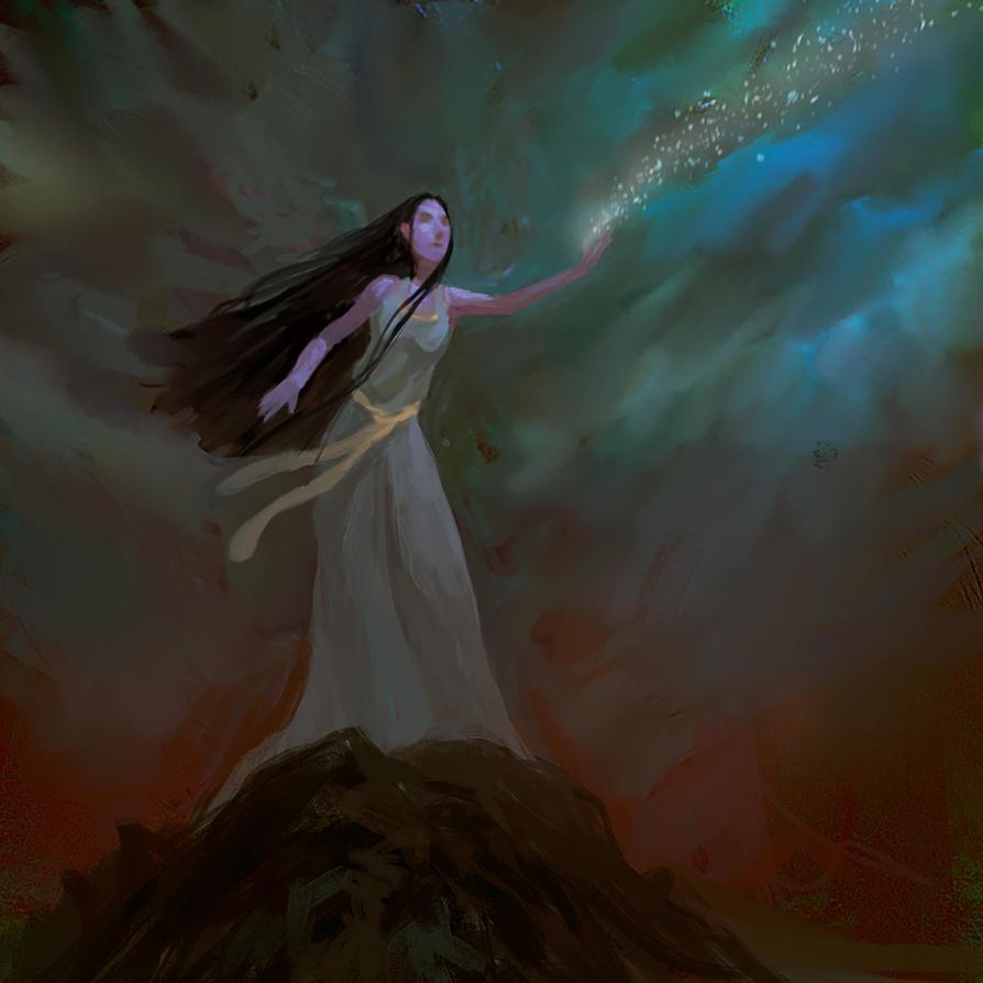 Spirit by elbardo