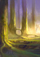 Bosque by elbardo