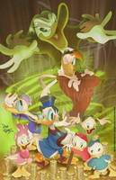 Ducktales  by DaveAlvarez