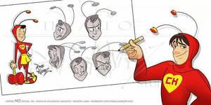 Mi versin del Chapulin Animado