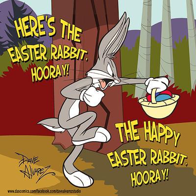 Happy Easter by DaveAlvarez
