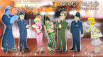 I dream of Jeannie standees