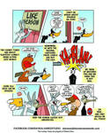 Looney Tunes comic book proposal Part 3 of 3