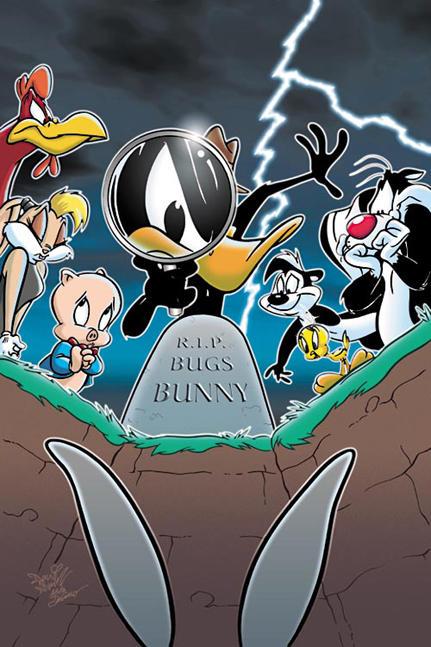 Who Killed Bugs Bunny by DaveAlvarez
