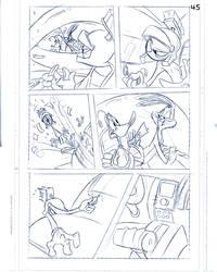 Looney Tunes Back in Action-2 by DaveAlvarez