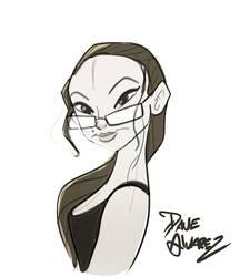 Maggie by DaveAlvarez