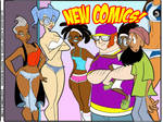 New Comics are Up