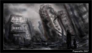 Destroyed City---random...