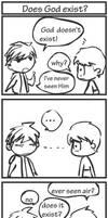 GOSMIC -comic strip- Page 1