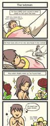 GEN: The Woman by Poporetto