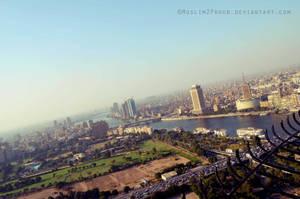 Cairo Tower view
