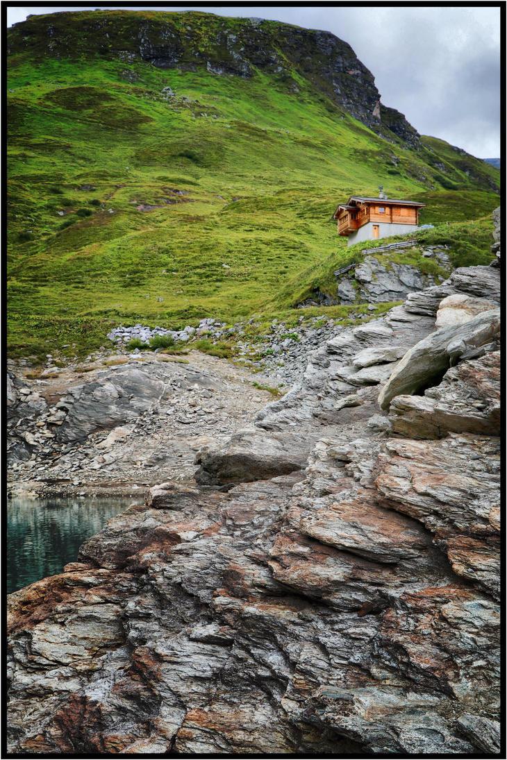 Lonely Rocks by saiyakev9