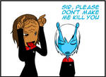 How to Piss Off an Andorian