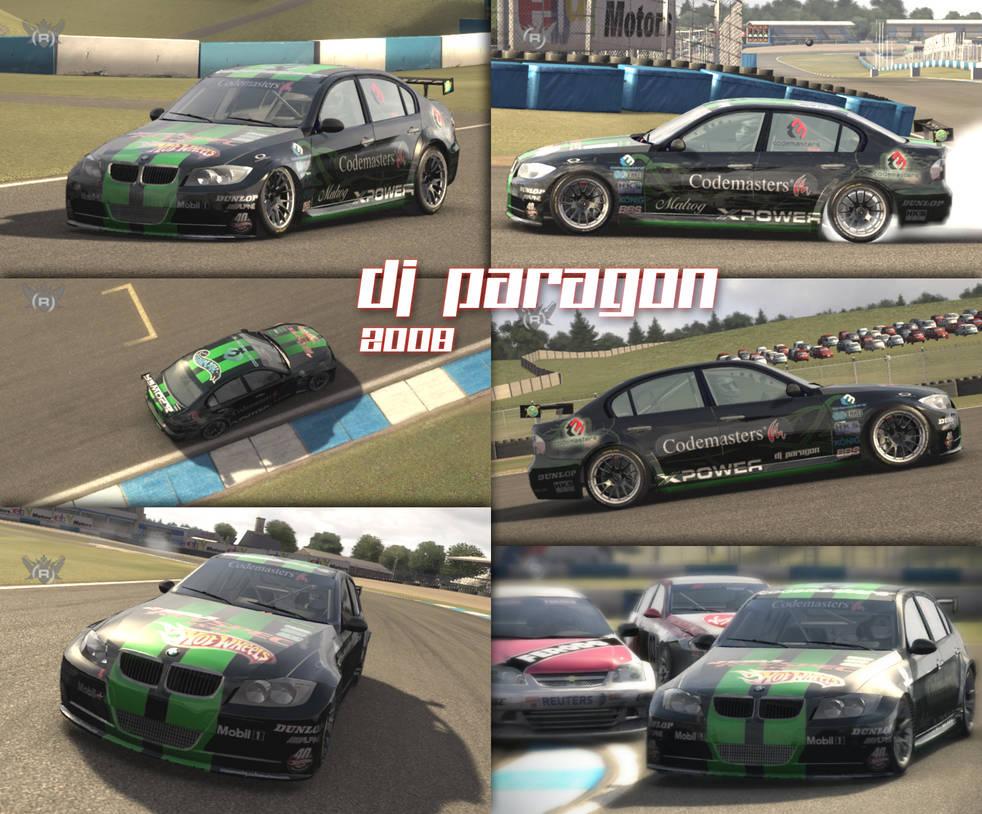 BMW 320si GRID - Codemasters -