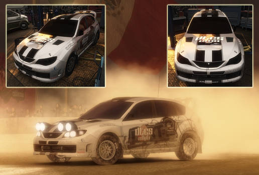 Subaru Impreza WRX STI DiRT2