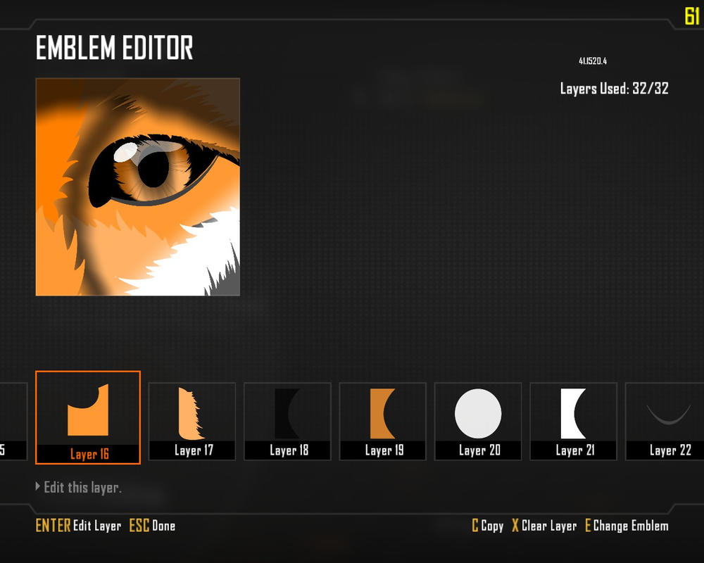 Black ops 2 autumn fox emblem by bcmascha on deviantart black ops 2 autumn fox emblem by bcmascha biocorpaavc
