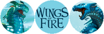 Wings of Fire SeaWing Divider [F2U] by neon--tetra
